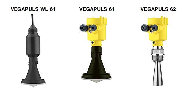VEGAPULS WL61 / 61 / 62